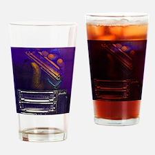 harpbendpuzfin2 Drinking Glass