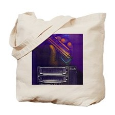 harpbendpuzfin2 Tote Bag
