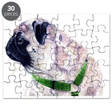 pug_9x12_print Puzzle