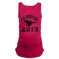Class Of 2013 - Martial Art 2 D Maternity Tank Top