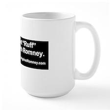 final ruff Mug