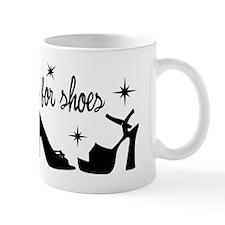 Shoe Thing Coffee Mug