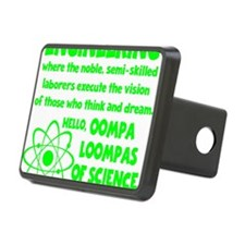 green2, Oompa Loompas Hitch Cover