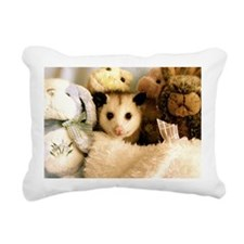 ptoy Rectangular Canvas Pillow