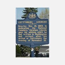 Gettysburg Address Magnets