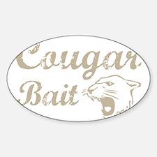 cougar bait Decal