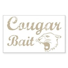cougar bait Decal