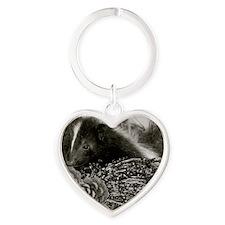 spineeesmore Heart Keychain