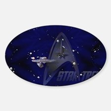 star trek poster Decal