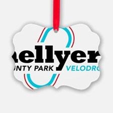 Hellyer Park Official Logo Ornament