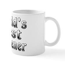WORLDS BEST Gardener Mug