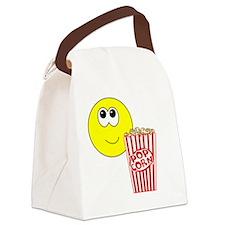 popcornicon2 Canvas Lunch Bag