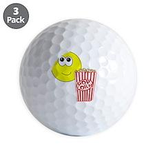 popcornicon2 Golf Ball