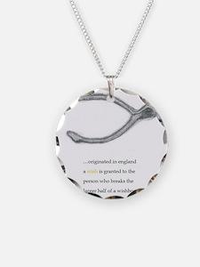 wishbone origin Necklace