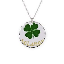 delaney Necklace Circle Charm