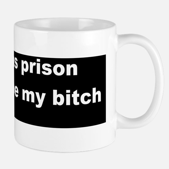 Prison bumper Mug