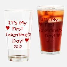 firstvalday2012 Drinking Glass