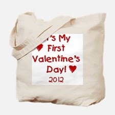 firstvalday2012 Tote Bag