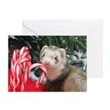Ferret Greeting Cards