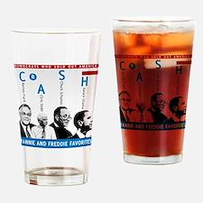 philperkins_fannie_freddie_favorite Drinking Glass