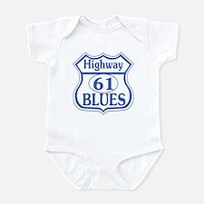 Highway 61 Blues Infant Bodysuit