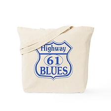 Highway 61 Blues Tote Bag