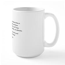 Happy 2012 text8 Mug