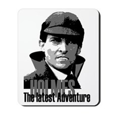 Holmes: The Latest Adventure Mousepad