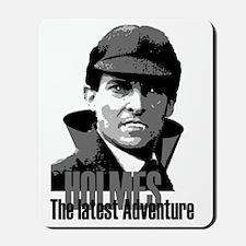 Holmes: The Latest Adventure Mousepad