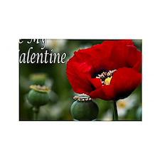 be_my_valentine_DSC3003 copy copy Rectangle Magnet