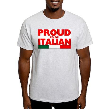 PROUD ITALIAN Light T-Shirt