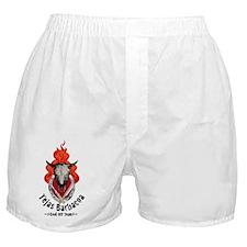 Official_Logo_2012_shirt_10x10 Boxer Shorts