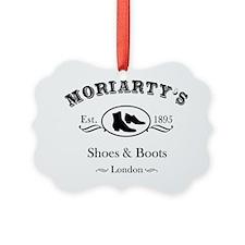 moriartyshoeshop01 Ornament