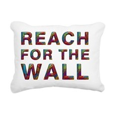 reachftwtext Rectangular Canvas Pillow