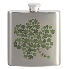 Shamrocks Shamrock 2012 Flask