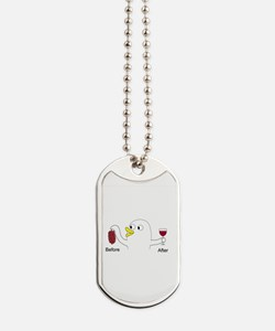 Wine Maker Dog Tags