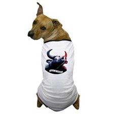 Bulls on Parade Dog T-Shirt