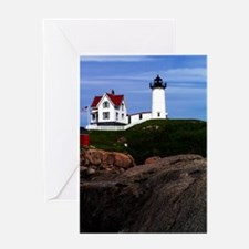 Nubble keychain Greeting Card