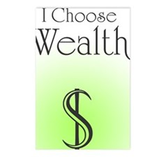 Wealth Postcards (Package of 8)