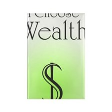 Wealth Rectangle Magnet
