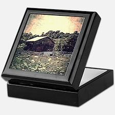 Meadow Of Memories Keepsake Box