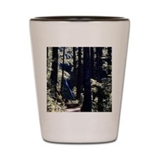 Columbia River Gorge 2-ALT Shot Glass
