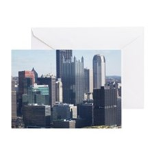 DowntownPittsburgh1 Greeting Card