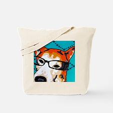 cooperglassesart Tote Bag
