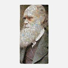 Darwin Primate Mosaic Beach Towel