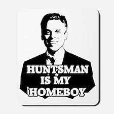 HuntsmanHomeboy1 Mousepad