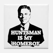 HuntsmanHomeboy1 Tile Coaster