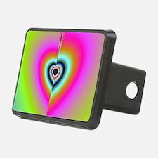 Broken-Heart-Fractal-lapto Hitch Cover
