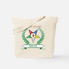 OES WMatron CUSTOM year Tote Bag