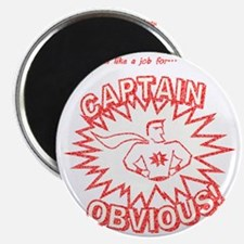 CaptainObviousVintage Magnet